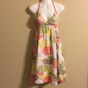 Orla Kiely Halter dress size small